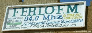 La radio des pasteurs à Dahra