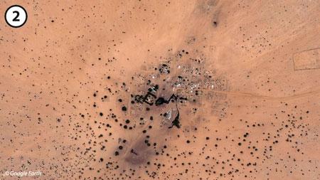 Sénégal-Les territoires de l'élevage-L'élevage et le zonage agro-climatique-Forage de Mbidi, zone sylvo-pastorale (mars 2005)